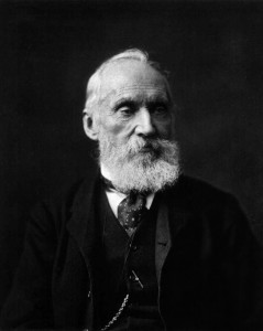 William Thomson, 1st Baron Kelvin   Image: Wikipedia